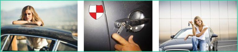 Jak otworzyć zablokowane drzwi w samochodzie?