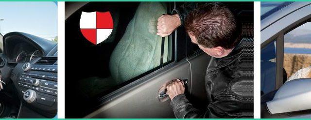 Jak otworzyć zatrzaśnięte drzwi w samochodzie?